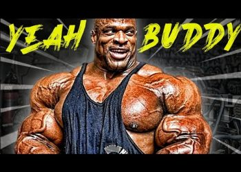Ronnie Coleman Workout Daily Burst Of Energy